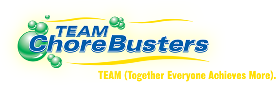 Team Chore Busters Logo